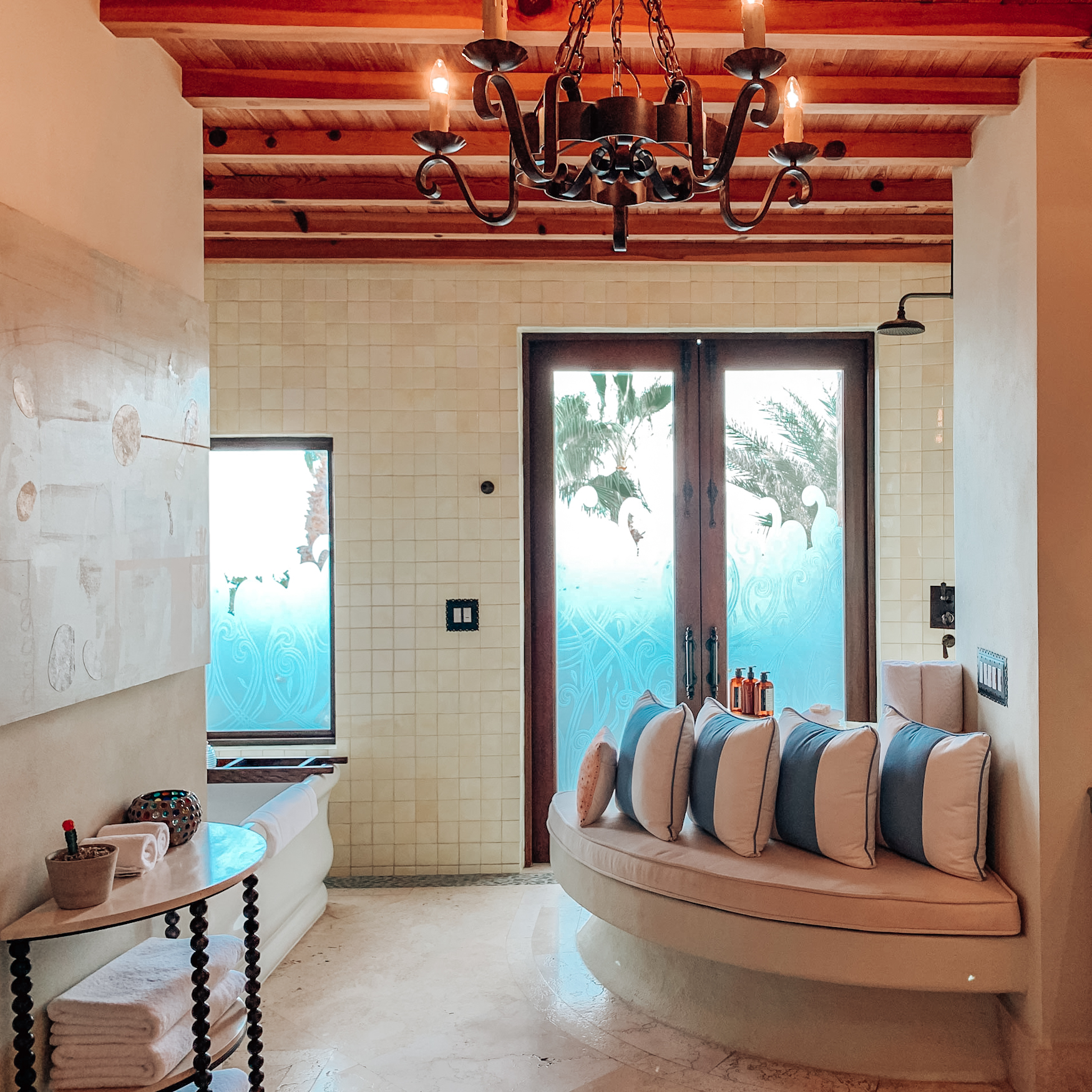 Bathroom at Waldorf Astoria Los Cabos Pedregal Resort
