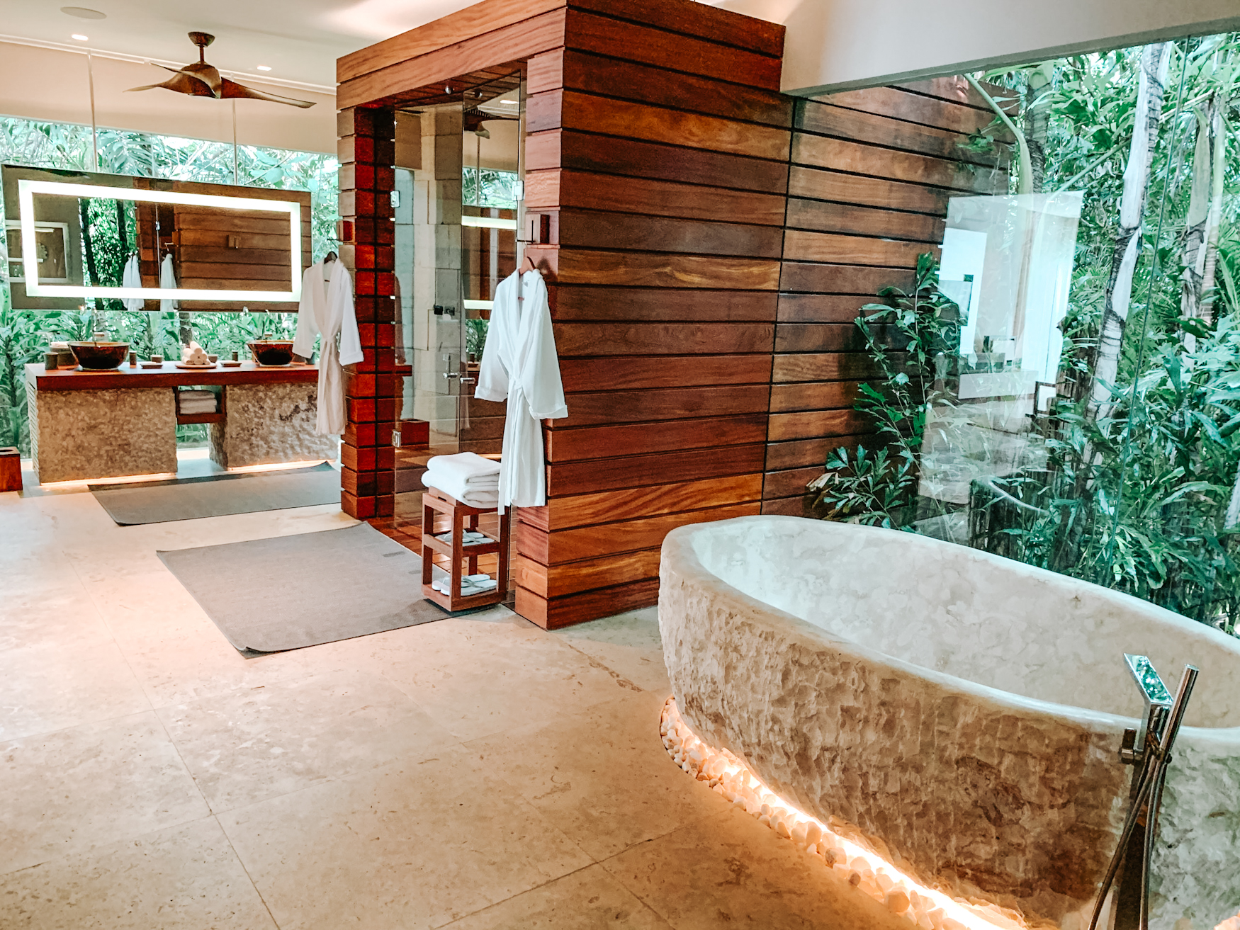 Chable Yucatan Bathroom