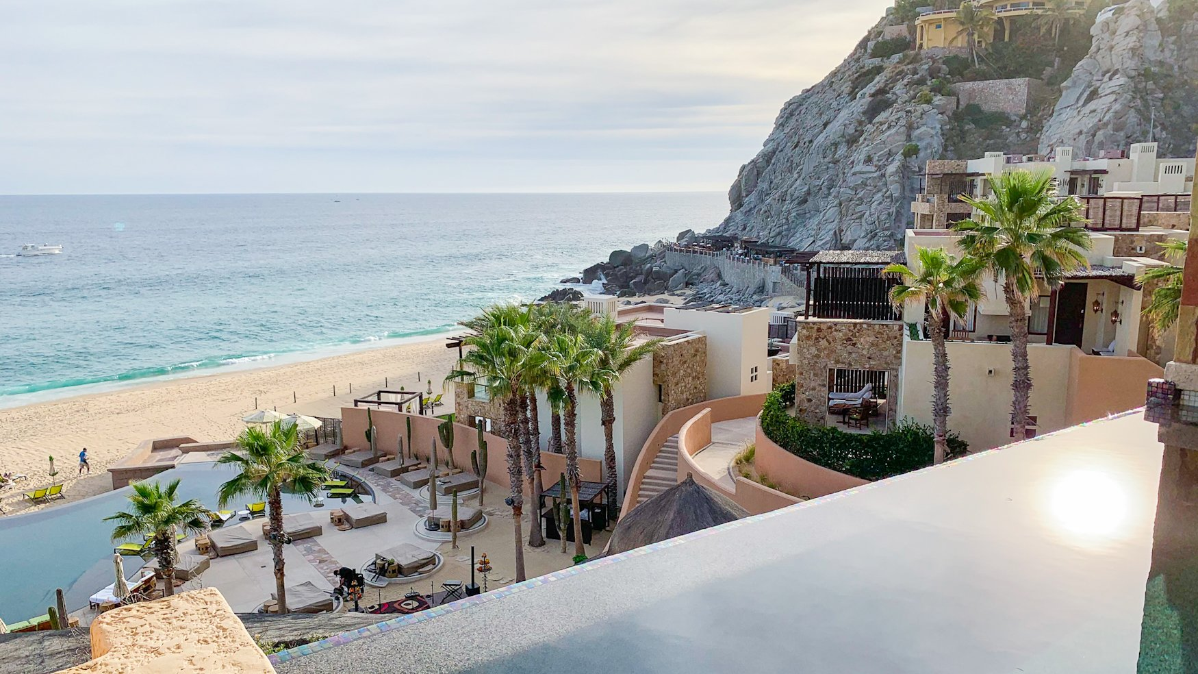 Views from Pedregal Los Cabos Resort