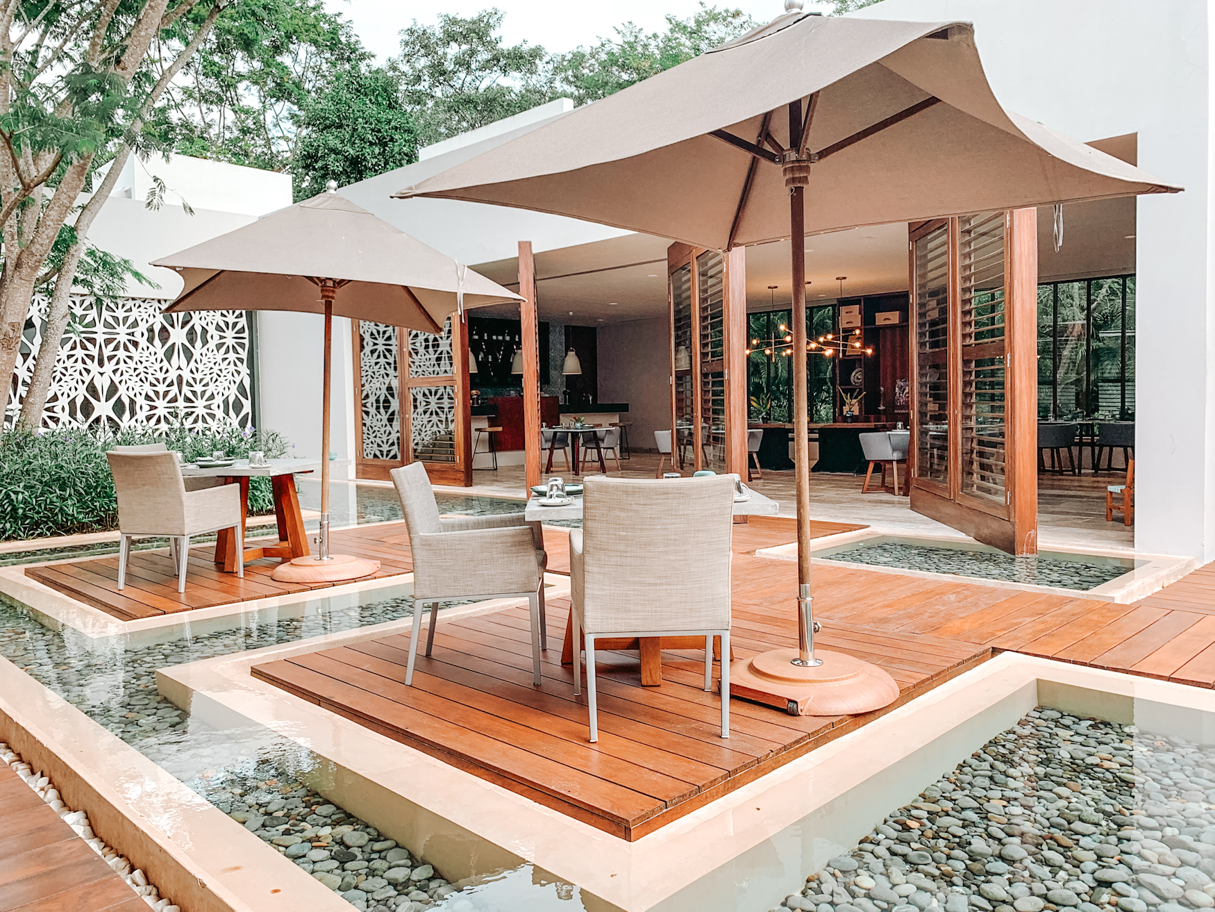 Wellness Restaurant at Chable Yucatan